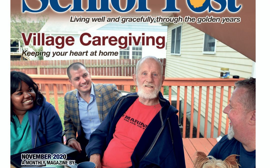 Village Caregiving Featured in The Dominion Post